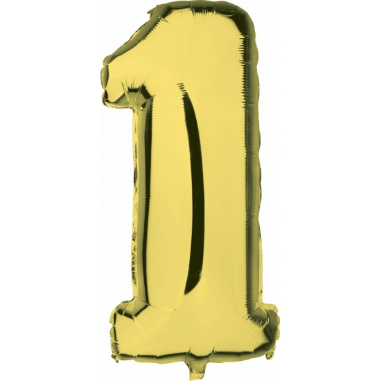 Zoekies.com - 1 jaar geworden cijfer ballon | 10062639