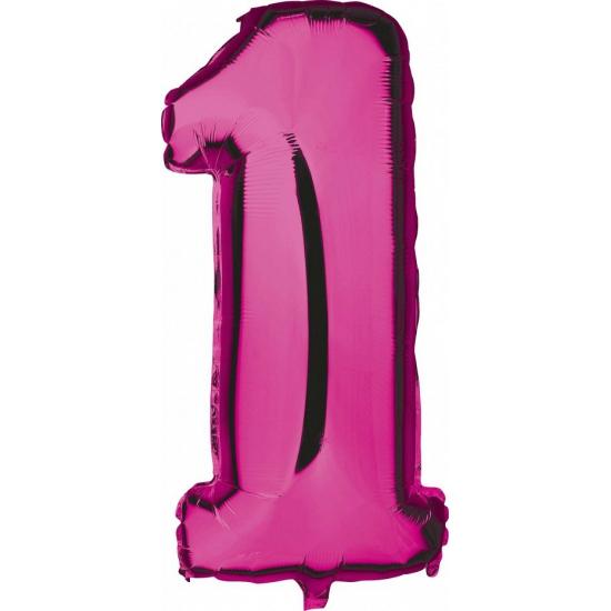 Zoekies.com - 1 jaar geworden cijfer ballon | 10062640