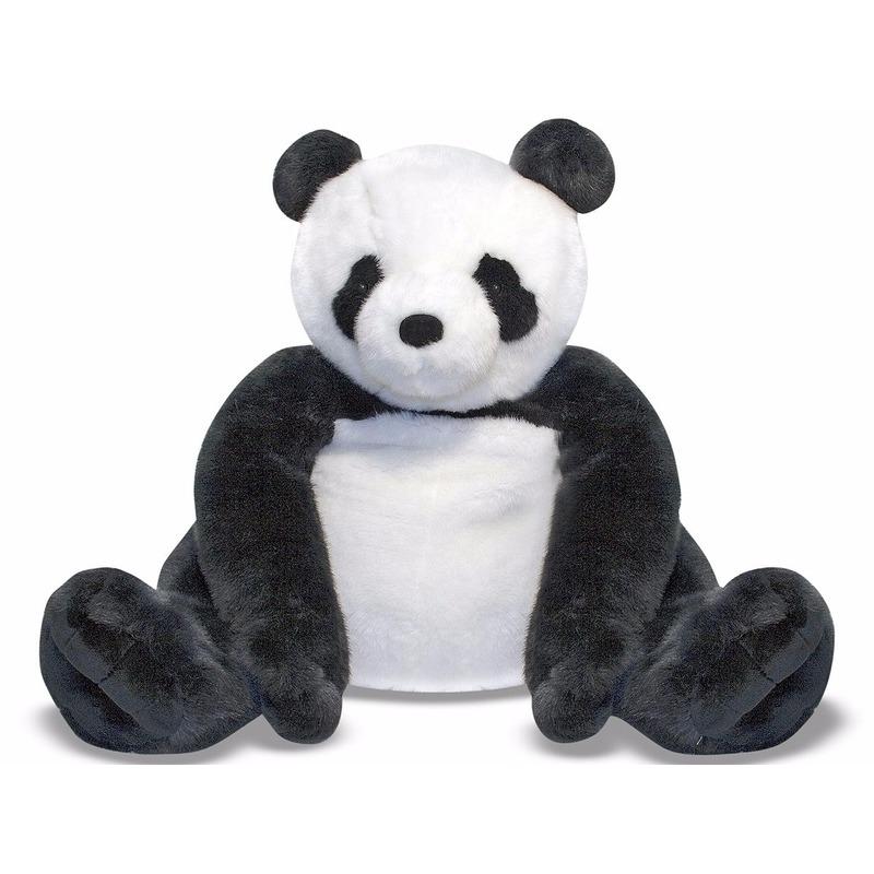 Extra grote panda knuffelbeer