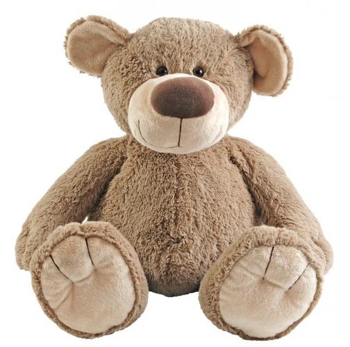 Grote knuffel beer pluche Bella 100 cm