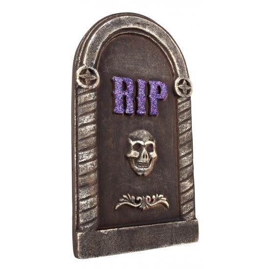 Halloween Ronde Grafsteen Muurdecoratie 40 Cm Speelgoedpostorder kopen