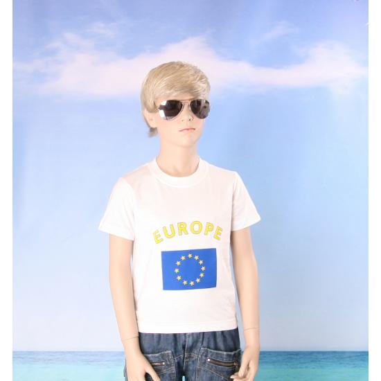 Zoekies.com - Kinder t-shirts van vlag Europa   10040328