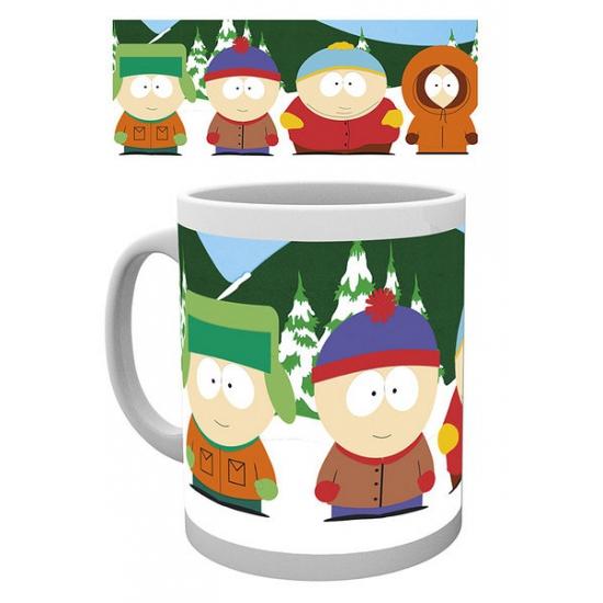 Koffie Beker South Park Figuur Speelgoedpostorder kopen