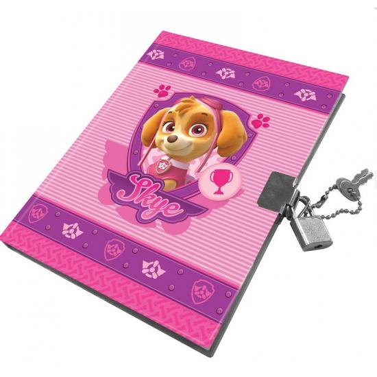 Paw Patrol Dagboek Roze Speelgoedpostorder kopen