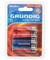 Batterijen LR6 AA Grundig 4 stuks