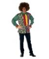 Rouches blouse Jamaica