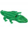 Opblaasbare speelgoed krokodil