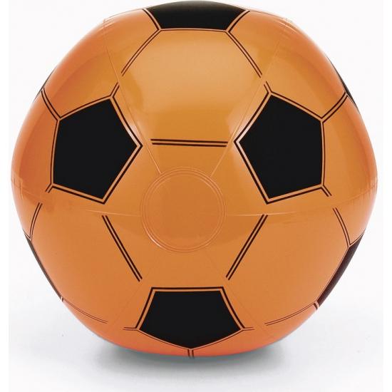 Ek/wk Voetbal Strandbal Oranje