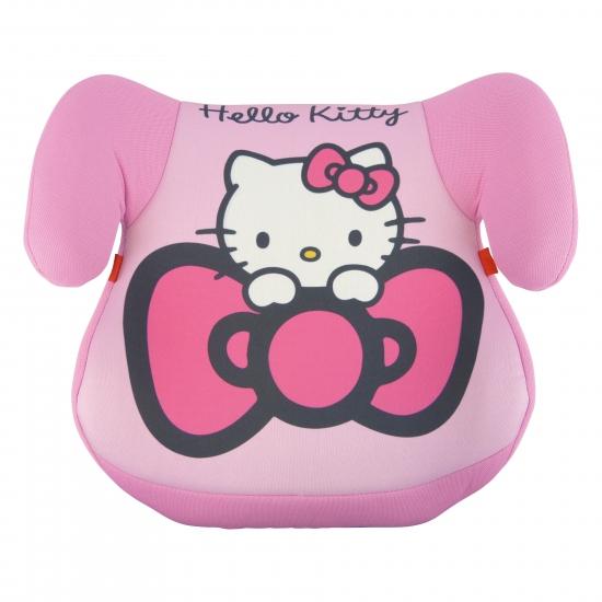Hello Kitty Verhogend Autostoeltje