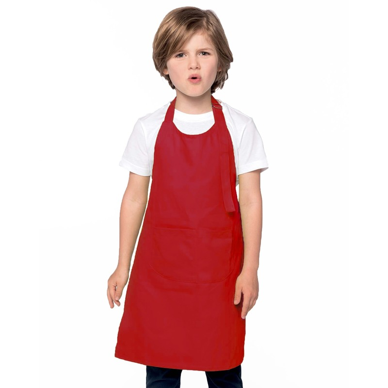 Hobby schorten rood voor kinderen