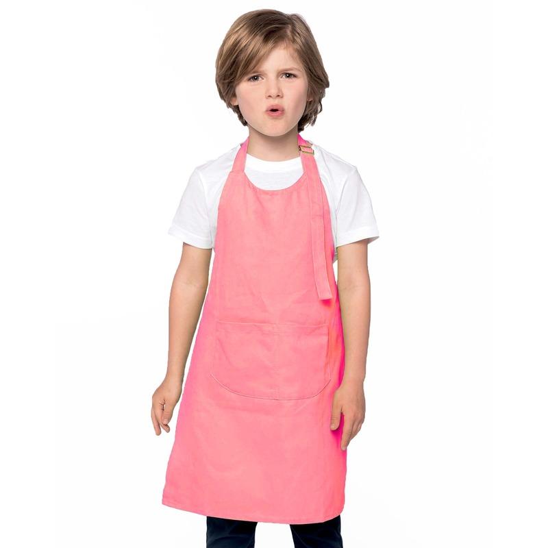 Hobby schorten roze voor kinderen