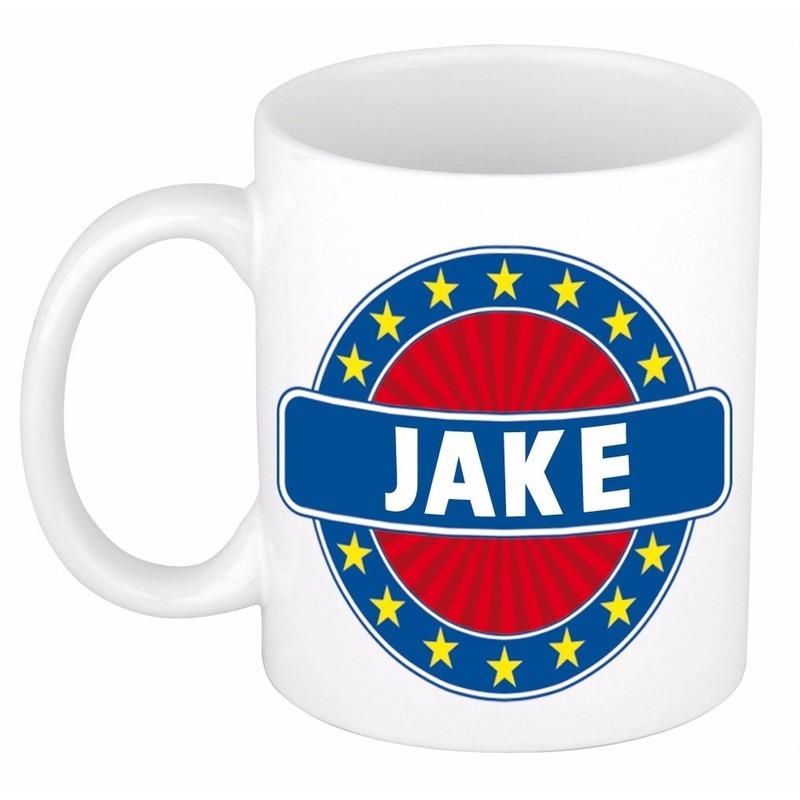 Kado Mok Voor Jake