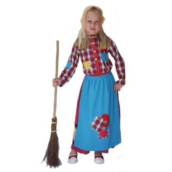 Kinder Carnavalskleding heks