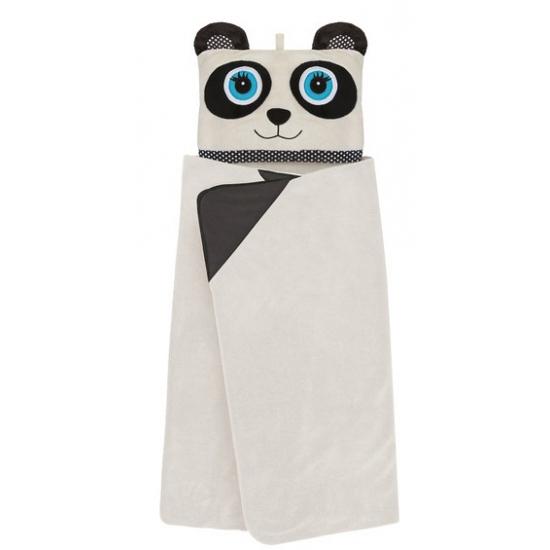 Kinder Fleece Deken Panda