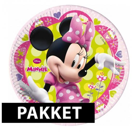 Kinderfeestjes Pakket Minnie Mouse