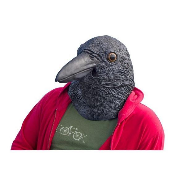 Masker Van Een Raaf