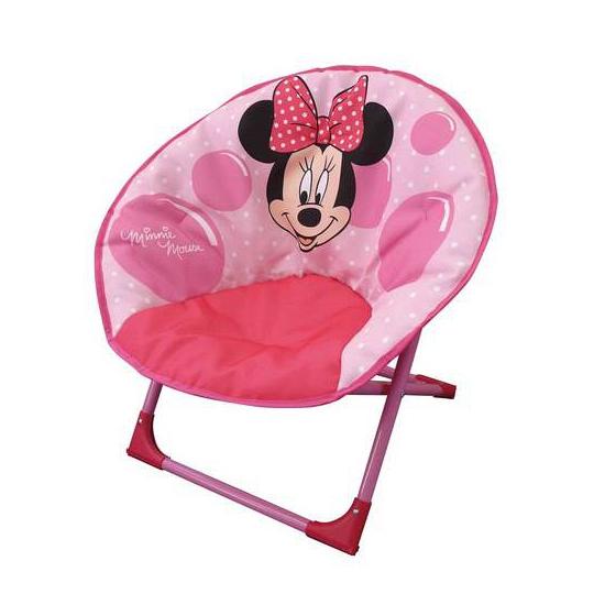 Minnie Mouse Opvouwbaar Kuipstoeltje