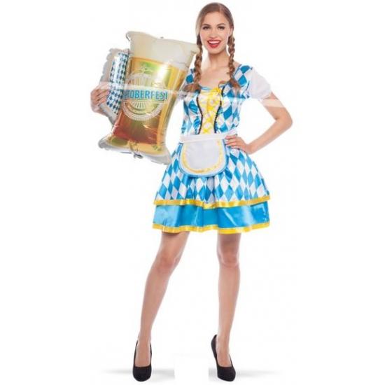 Oktoberfest Jurkjes Blauw