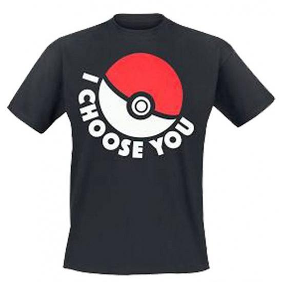 Pokemon Shirt Met Pokeball