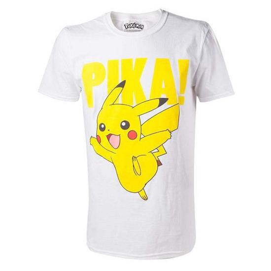 Pokemon Shirtjes Met Pikachu