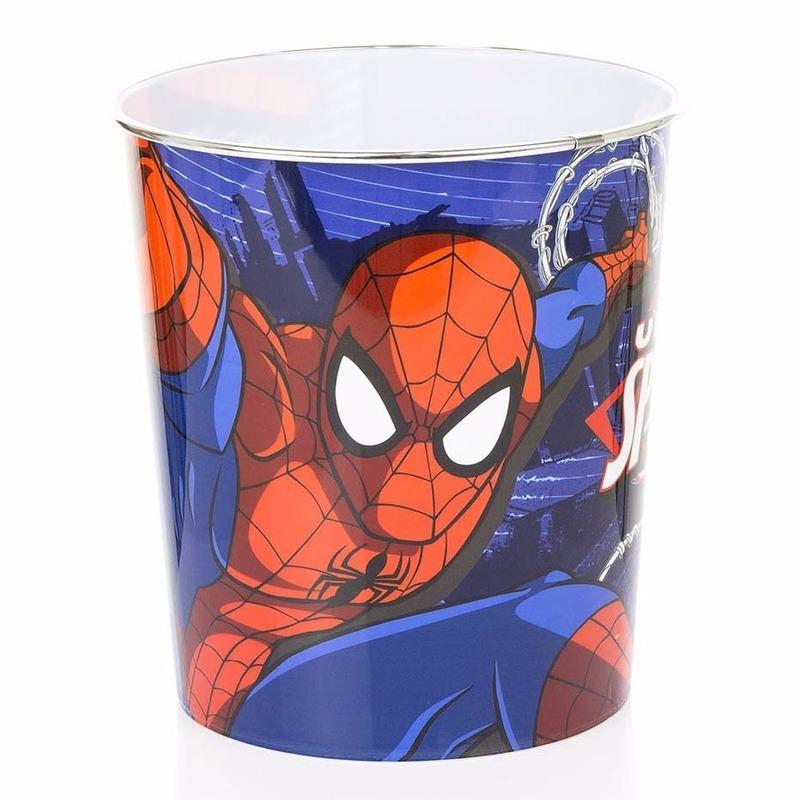 Prullenbakken Van Spiderman