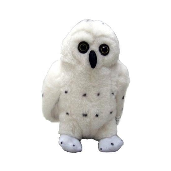 Sneeuwuilen Knuffels 25 Cm