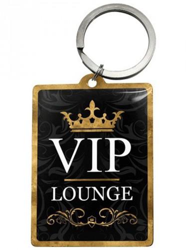 Vip Thema Lounge Sleutelhanger 4 5 X 6 Cm