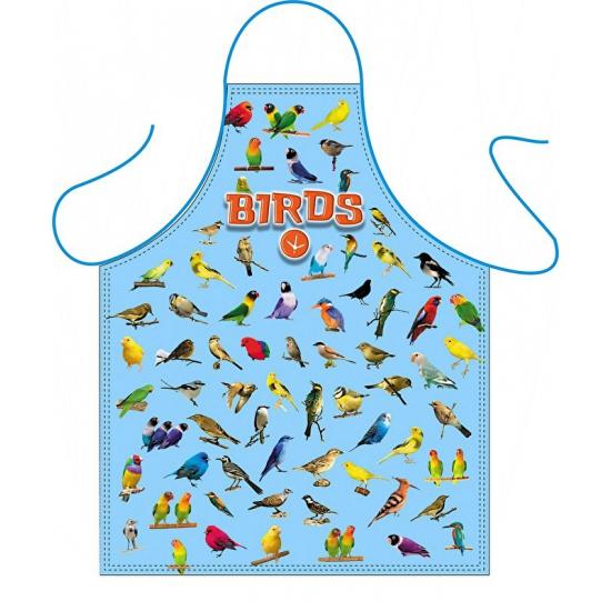 Vogelaars keukenschort