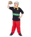 Gallier verkleed pak 3-delig voor kinderen
