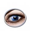 Verkleedaccessoires Elfen contactlenzen blauw
