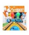 Bowling set 10 kegels/2 ballen 18 cm