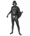 Darth Vader second skin verkleed pak