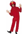 Carnaval Elmo kostuum