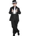Carnaval Gangster kleding jongens