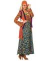 Hippie outfit gekleurd