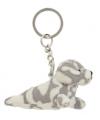 Zeehonden sleutelhangers 8,5 cm