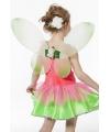 Groene sprookjes vleugels voor kids