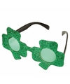 Sint Patricks day groene bril