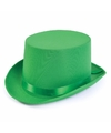 Sint Patricks day hoge hoed