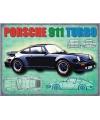 Dames gadgets/kado Porsche 911 Turbo