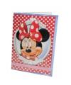Minnie Mouse verjaardagskaart