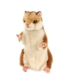 Levensechte knuffel hamster 15 cm