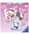 Speelgoed puzzels Hello Kitty 3 stuks