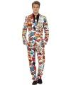Carnavalskleding heren kostuum Comic Strip