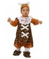 Prehistorisch oertijd kostuum voor babies