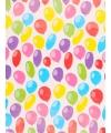 Rol kadopapier ballonnen 70 x 200 cm