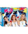 K3 puzzel 100 stukjes voor meisjes