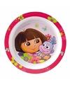 Dora ontbijtset bord