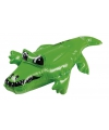 Opblaasbare dieren krokodil 30 cm
