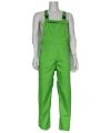Verstelbare tuinbroek voor kids groen